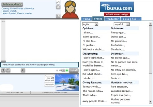 busuu-chat